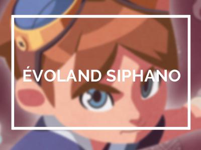 evoland siphano