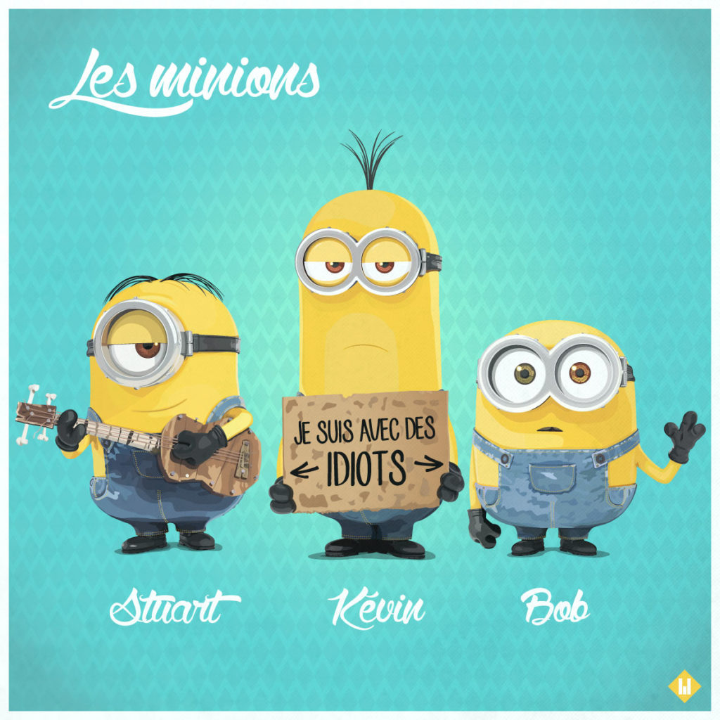minions animation illumination