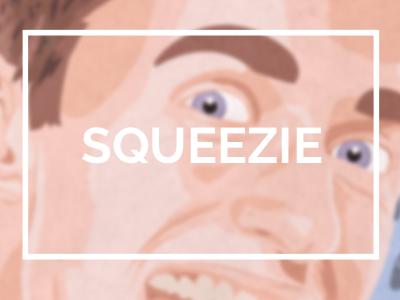 squeezie illustration youtubeur humour gaming