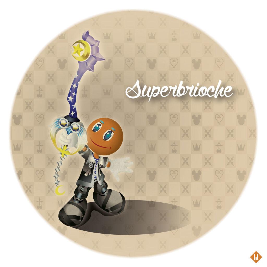 youtubeur superbrioche Kingdom Hearts