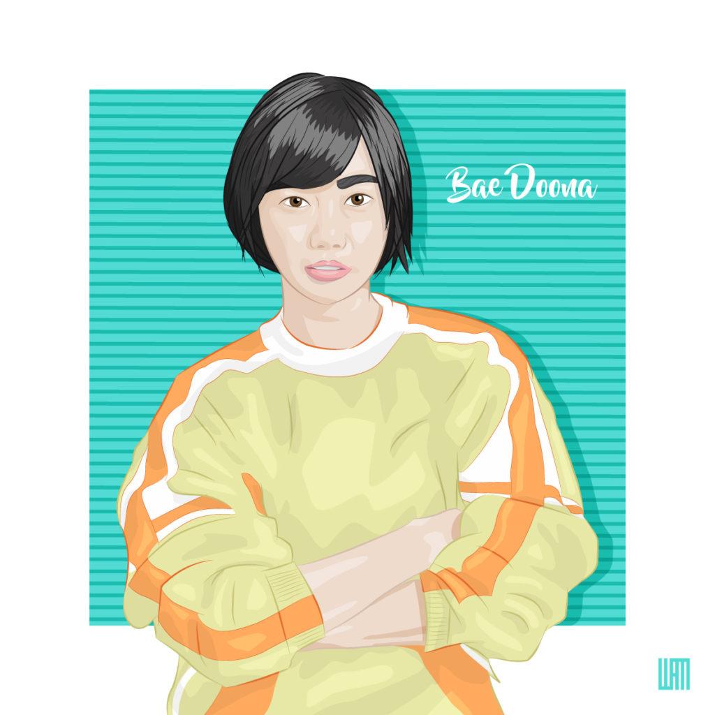 Bae doona Sense 8 actrice