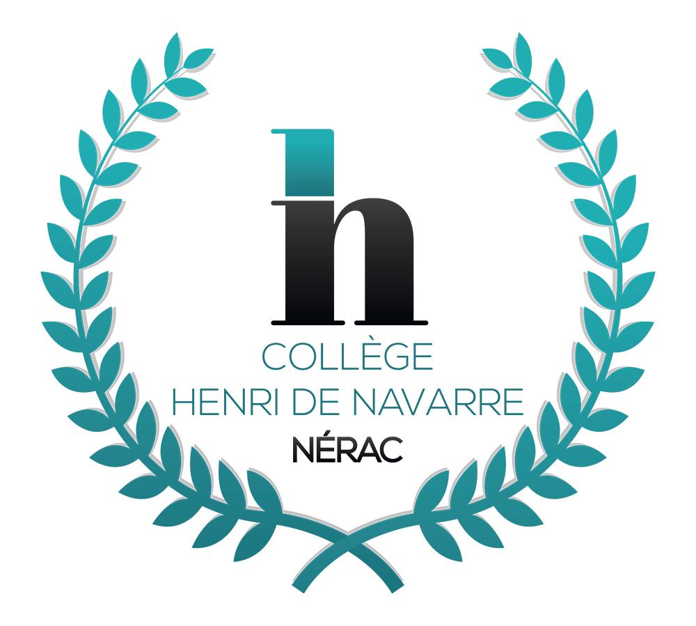 Logo du collège Henri de Navarre à Nérac
