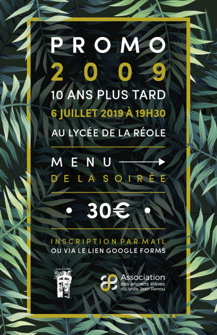 affiche-soiree-promo-2019-association-anciens-eleve-lycee-jean-renou