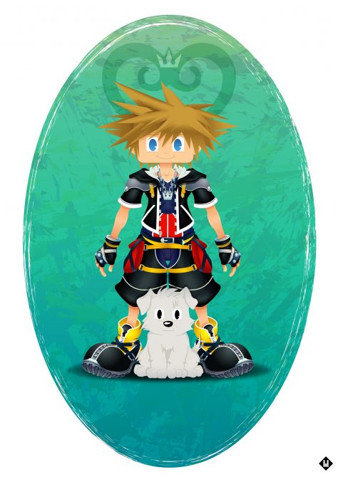 youtubeur frigiel fluffy Kingdom Hearts